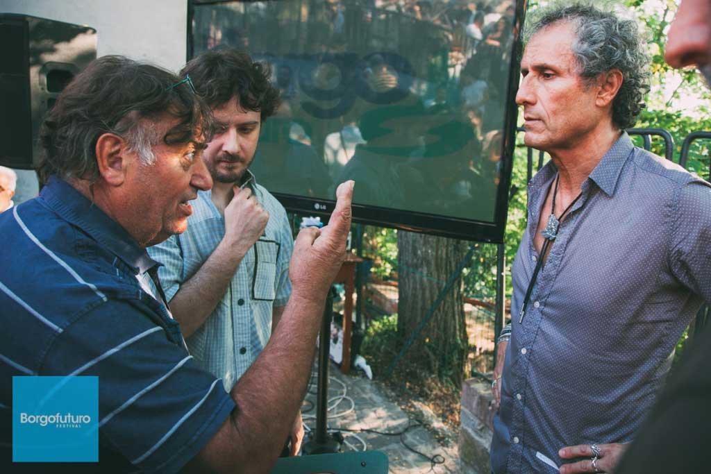 Melziade, Rodolfo e Paolo Barnard