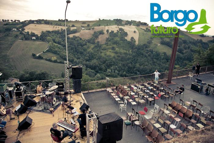 Bobo Rondelli soundcheck